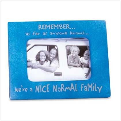 Normal Family Photo Frame