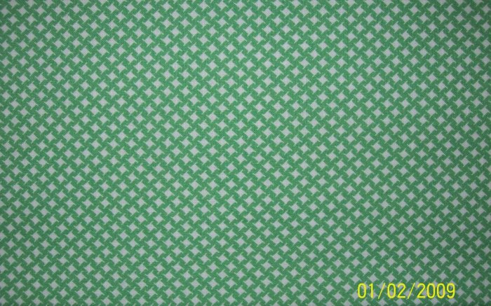RJR Everything But the Kitchen Sink Green Lattice 1930s Reproduction Quilt Fabric BTY
