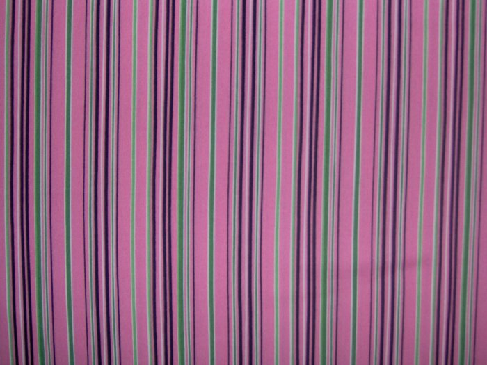 Lagon Dragon Pink Stripe Cotton Quilting Fabric by Maywood Studios 1+ Yard LAST PIECE!