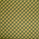 MUMM'S THE WORD Yellow Green Black Bias Plaid FABRIC SSI DEBBIE MUMM 1.5 YARDS BOLT END