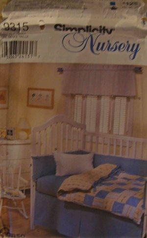 Pattern for crib dust ruffle?
