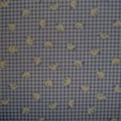 RJR So Soft So Sweet Ducks on Purple Gingham Fabric Fat Quarter FQ