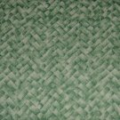 Daisy Kingdom Alabaster Jungle Green Basketweave Fabric Fat Eighth F8 F8th