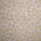FQ RJR Sweet Kingdom Yellow Stars on Pink Fabric Fat Quarter