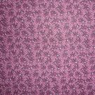 FQ Tiny White Flowers on Purple Calico Fabric Fat Quarter
