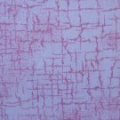 FQ Tonal Pink Lines Cotton Fabric Fat Quarter