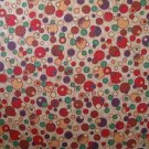 FQ Kismet Bubbles on Tan Timeless Treasures Cotton Fabric Fat Quarter