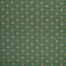 BTY Blue Jean Teddy Daisy Kingdom Quilters Only Yellow Stars on Green Fabric