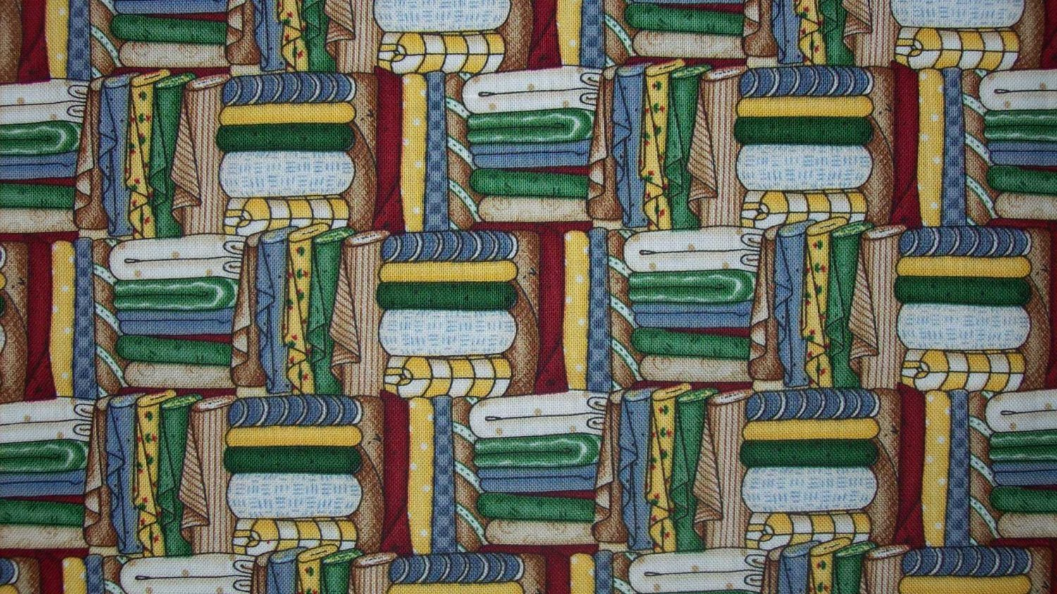Yard creative woman quilts and bolts ssi debbie mumm