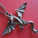 Astianna Spring Dragon Pendant Necklace