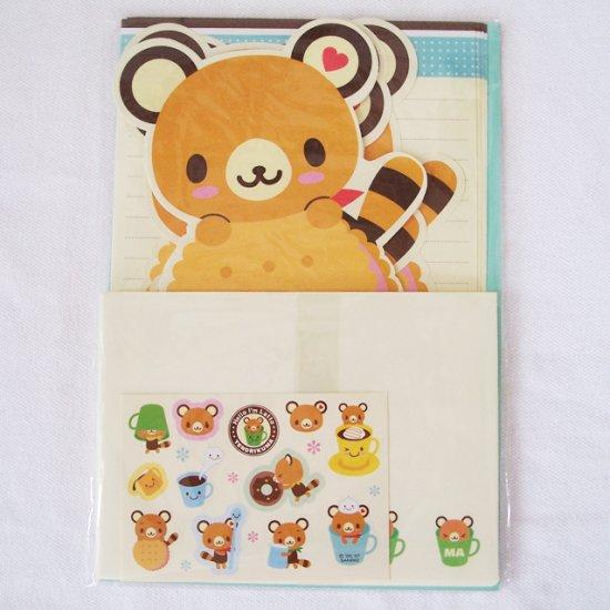 Tenorikuma Letter Set #2 Sanrio Kawaii