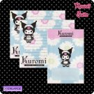 Kuromi *Maid* Letter Set by Sanrio (Made in Japan) kawaii