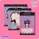 Kuromi *Flying Through the City* Letter Set by Sanrio (Made in Japan) kawaii