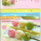 Kamio Japan *Honwaka Time, Precious Mail* Letter Set Kawaii Candies Sweets Tea