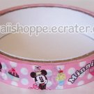 Disney Minnie Mouse Deco Tape #2 Ice Cream Milkshakes