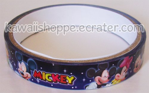 Disney Mickey Mouse Deco Tape #3