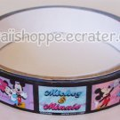 Disney Mickey & Minnie Dancing in Filmstrip Deco Tape #8