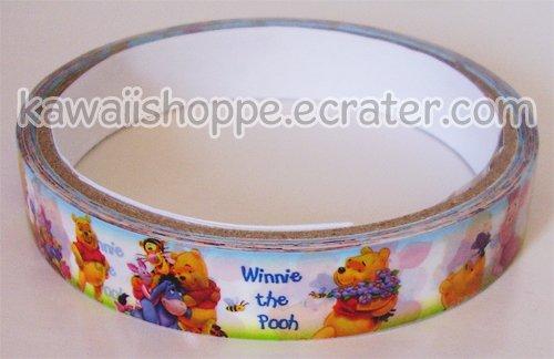 Disney Winnie the Pooh Deco Tape #1
