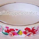 Disney Princess The Little Mermaid Deco Tape w/ Ariel Flounder