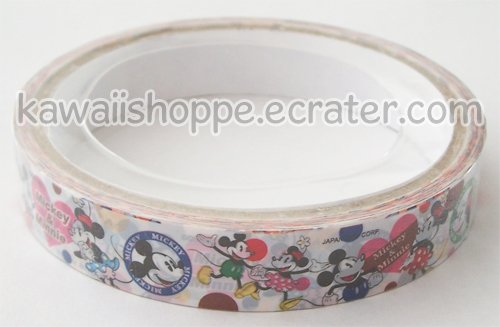 Disney Mickey & Minnie Mouse Deco Tape #6