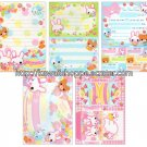 Q-lia Sweet Party Loose Memo Sheets #006 Kawaii