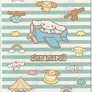 Cinnamoroll Amusement Park Sticker Sheet Sanrio Kawaii