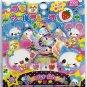 Kamio Japan Flower Angel Sticker Sack Kawaii Stickers Sacks