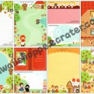Mindwave Funny Funny Loose Memo Sheets Kawaii