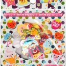 CRUX Sweets Smile Sticker Sack - RARE! Hard to find! Desserts Stickers Sacks Kawaii