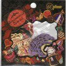 San-X Sentimental Circus 60pc Sticker Sack - Bunny Stickers Sacks Kawaii
