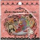 San-X Sentimental Circus 60pc Sticker Sack 2- Bunny Stickers Sacks Kawaii