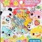 Crux Ketsuekigata Animals Sticker Sack Kawaii Stickers Sacks Bunny Kitty Panda Bear