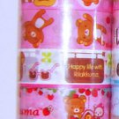 Wholesale Deco Tape 10 Rolls Rilakkuma Bear Set 1