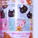 Wholesale Deco Tape 10 Rolls Rilakkuma Bear Set 6