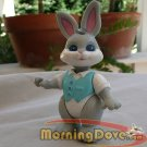 Fisher Price Hideaway Hollow Daddy Bunny - Gray with White Cheeks