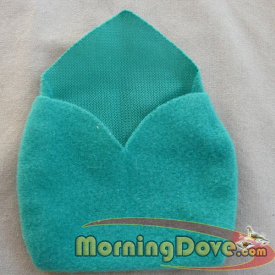 Fisher Price Hideaway Hollow Green Baby Bunting Blanket