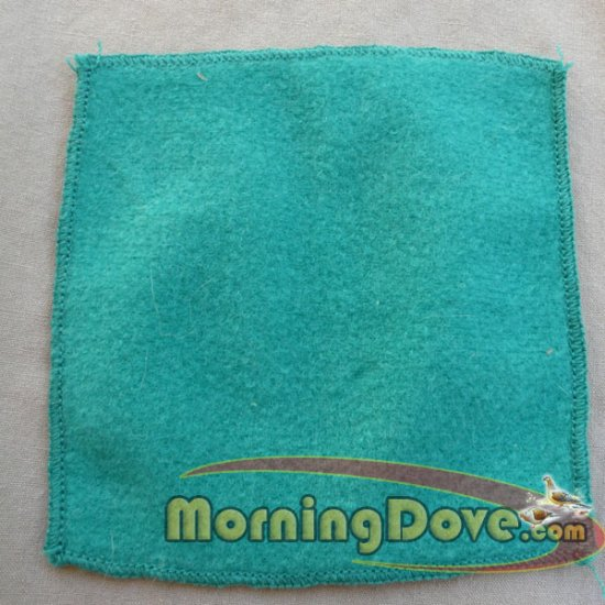 Fisher Price Hideaway Hollow Green Blanket  for Hideaway Hollow Bunny