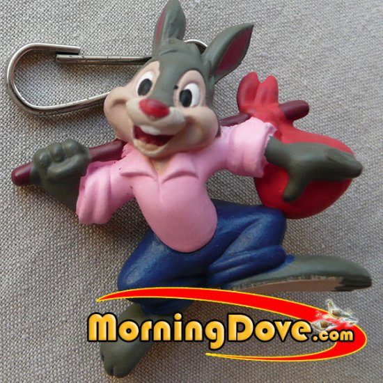 Walt Disney Song of the South Brer Rabbit Bunny Charm