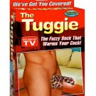 Tuggie the fuzzy sock