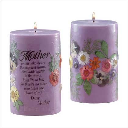 """Mother"" Candle"