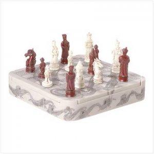 Mandarin Military Chess Set