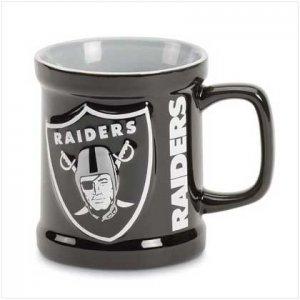Oakland Raiders Sculpted Mug