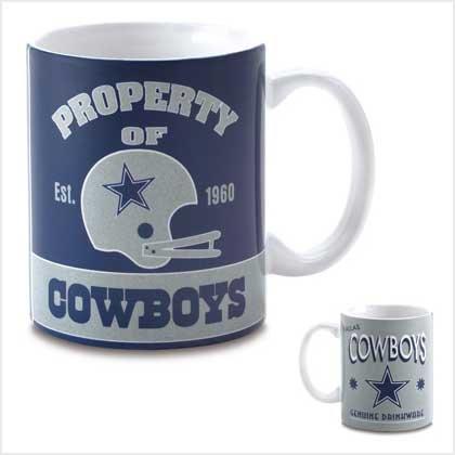 Dallas Cowboys Retro Logo Mug