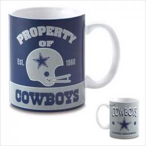 Dallas Cowboys Retro Logo Mug