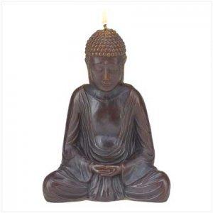 39240 Resting Buddha Candle