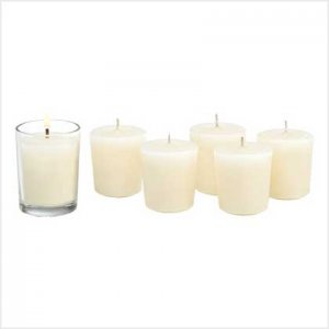 39227 Ivory Vanilla Classic Votives