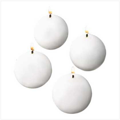 39226 Basic Ball Candles