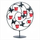 38371 Butterfly Table Sconce