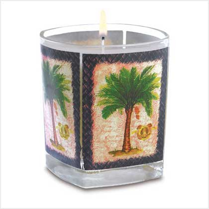 38535 Tropical Safari Candle