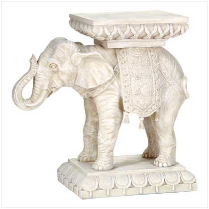 32005 Lucky Elephant Plant Stand